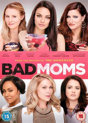 Bad Moms Online DVD Rental