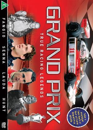 Rent Grand Prix: True Racing Legends Online DVD Rental
