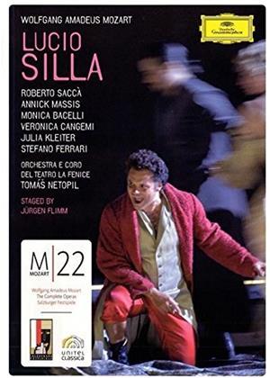 Rent Mozart 22: Lucio Silla Online DVD Rental