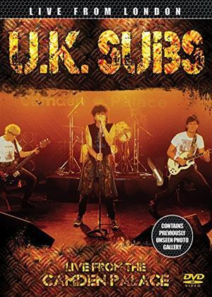 Rent UK Subs: The Punk Revolution: Live in London Online DVD Rental