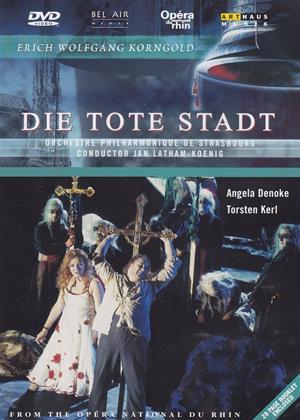 Rent Die Tote Stadt Online DVD & Blu-ray Rental