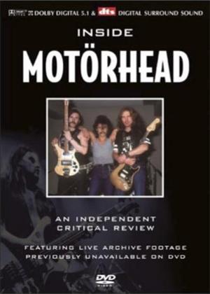 Rent Motorhead: Inside Motorhead Online DVD Rental