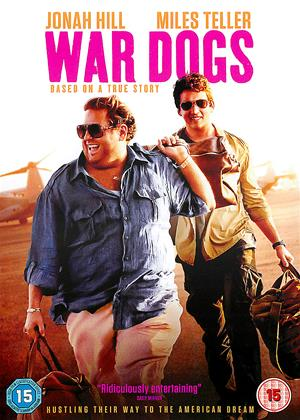Rent War Dogs (aka Arms and the Dudes) Online DVD Rental