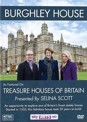 Rent Treasure Houses of Britain: Burghley House Online DVD Rental