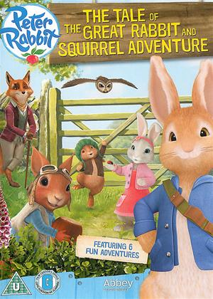 Rent Peter Rabbit: The Tale of the Great Rabbit and Squirrel Adventure Online DVD Rental