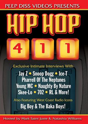 Rent Hip Hop 411 (aka Peep Diss Videos Presents Hip Hop 411) Online DVD Rental