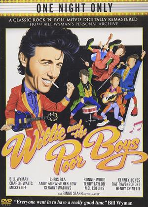 Rent Bill Wyman: Willie and the Poor Boys (aka Bill Wyman, Ronnie Wood and Charlie Watts - Willie And The Poor Boys) Online DVD Rental