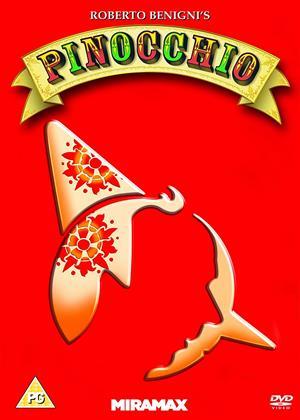 Rent Pinocchio (aka Pinocchio (Live Action)) Online DVD Rental