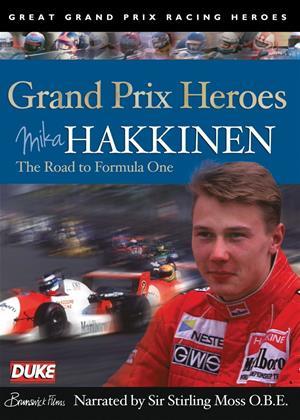 Rent Mika Hakkinen: Grand Prix Hero Online DVD Rental