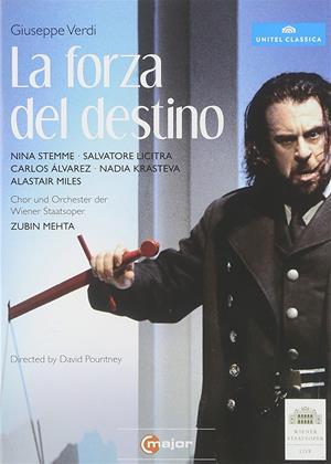 Rent La Forza Del Destino: Wiener Staatsoper (Zubin Mehta) Online DVD Rental