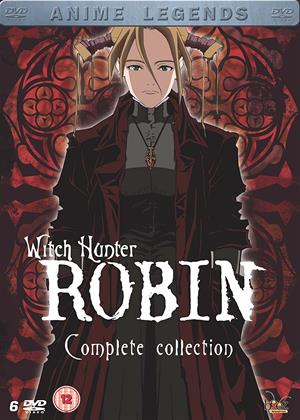 Rent Witch Hunter Robin Online DVD Rental