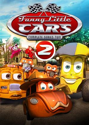 Rent Funny Little Cars: Series 2 Online DVD Rental