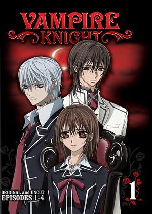 Rent Vampire Knight: Series 1: Vol.1 Online DVD Rental