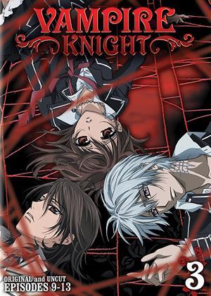 Rent Vampire Knight: Series 1: Vol.3 Online DVD Rental