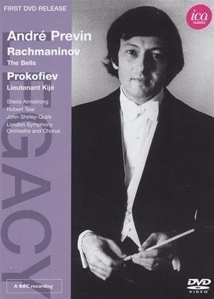 Rent Andre Previn: Rachmaninov/Prokofiev/Bernstein (LSO) (aka Rachmaninov/ Prokofiev: Andre Previn (The Bells/ Lieutenant Kije)) Online DVD Rental