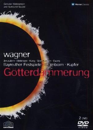 Rent Wagner: Götterdämmerung (Daniel Barenboim) Online DVD & Blu-ray Rental