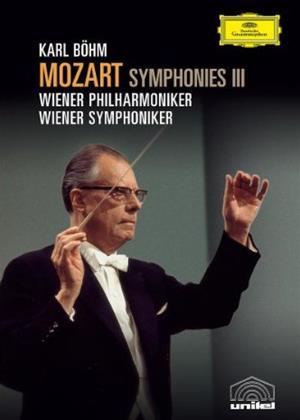 Rent Mozart: Symphonies: Vol.3 Online DVD Rental