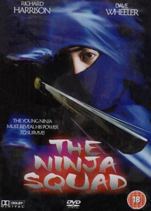Rent The Ninja Squad Online DVD Rental