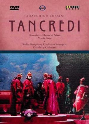 Rent Rossini: Tancredi: Stuttgart Radio Symphony Orchestar (Gianluigi Gelmetti) Online DVD & Blu-ray Rental