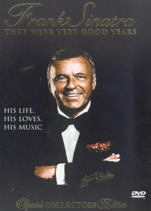 Rent Frank Sinatra: They Were Very Good Years Online DVD Rental