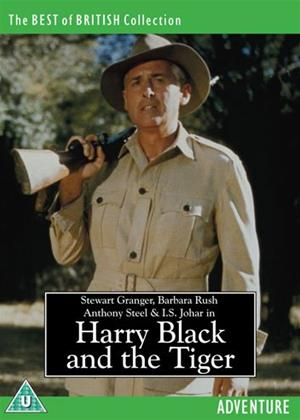 Rent Harry Black and the Tiger (aka Harry Black) Online DVD Rental