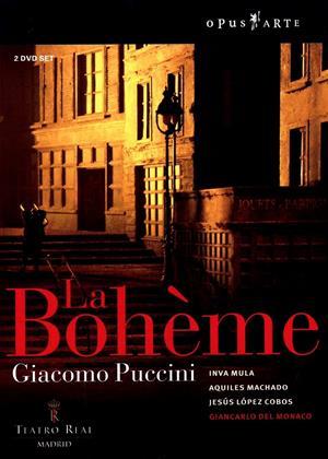 Rent Giacomo Puccini: La Boheme (Jesús López Cobos) Online DVD Rental