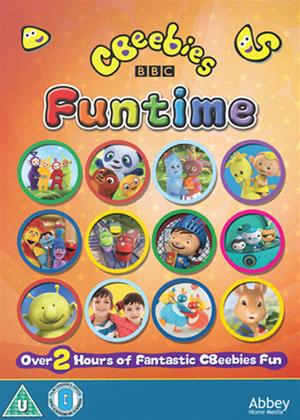 Rent CBeebies: Funtime Online DVD Rental
