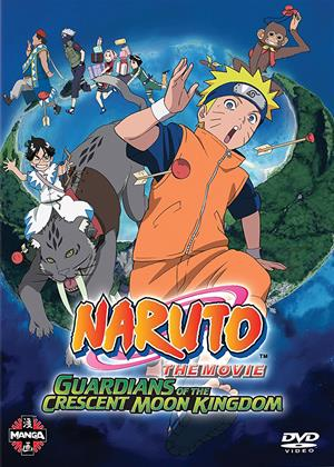 Rent Naruto the Movie 3 (aka Naruto the Movie 3: Guardians of the Crescent Moon Kingdom) Online DVD Rental