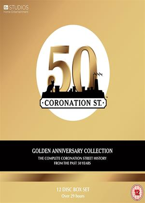 Rent Coronation Street: Golden Anniversary Collection Online DVD Rental