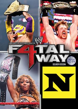 Rent WWE: Fatal 4 Way 2010 Online DVD Rental
