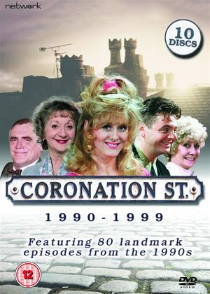 Rent Coronation Street: 1990's Online DVD Rental