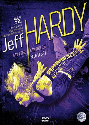 Rent Jeff Hardy: My Life, My Rules Online DVD Rental