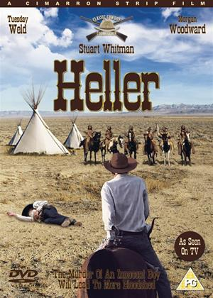 Rent Heller (aka Cimarron Strip: Heller) Online DVD Rental