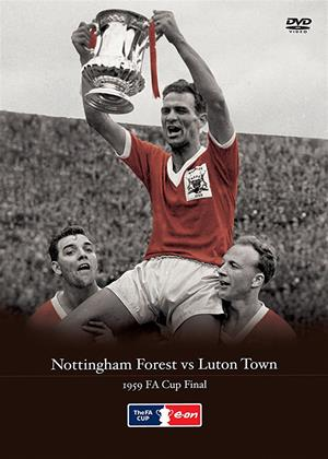 Rent 1959 FA Final: Nottingham Forrest vs. Luton Town Online DVD Rental