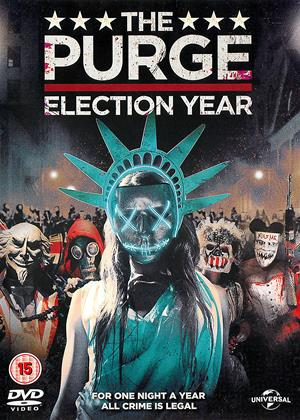 Rent The Purge: Election Year (aka The Purge 3) Online DVD Rental