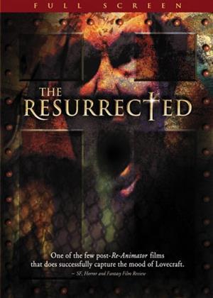 Rent The Resurrected (aka Shatterbrain) Online DVD Rental
