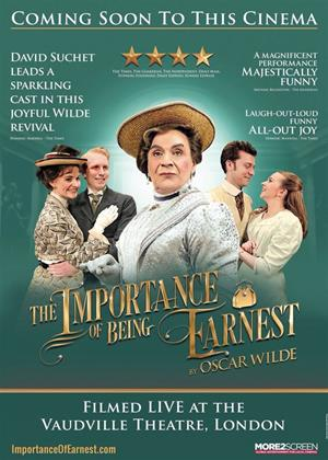 Rent The Importance of Being Earnest (aka The Importance of Being Earnest: Vaudeville Theatre) Online DVD & Blu-ray Rental