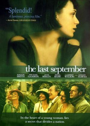 Rent The Last September Online DVD Rental