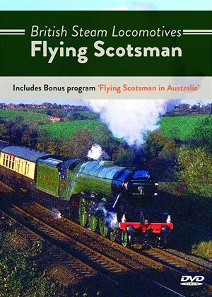 Rent British Steam Locomotives: Flying Scotsman Online DVD Rental