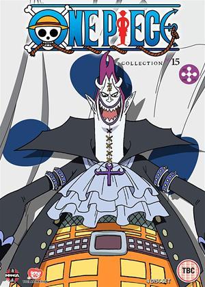 Rent One Piece: Series 15 Online DVD Rental