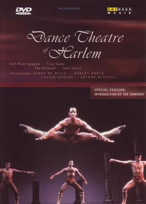 Rent Dance Theatre of Harlem Online DVD Rental