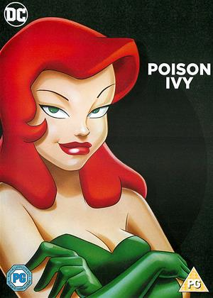 Rent DC Super-Villains: Poison Ivy Online DVD & Blu-ray Rental