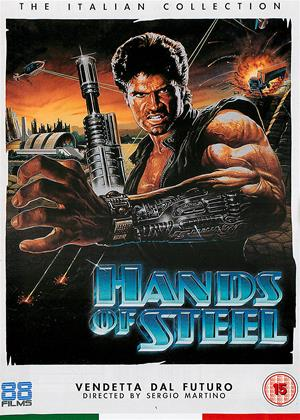 Rent Hands of Steel (aka Vendetta dal futuro) Online DVD & Blu-ray Rental