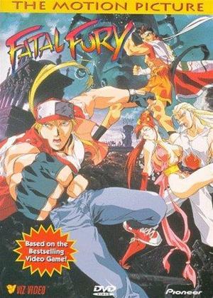 Rent Fatal Fury: The Motion Picture (aka Garou Densetsu) Online DVD Rental