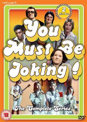 Rent You Must Be Joking! Online DVD Rental