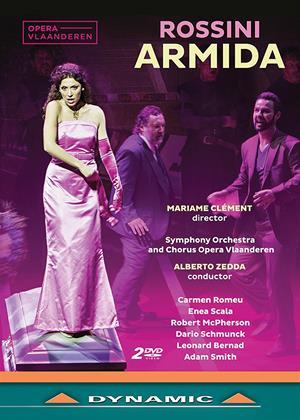 Rent Armida: Opera Vlaanderen (Alberto Zedda) Online DVD & Blu-ray Rental