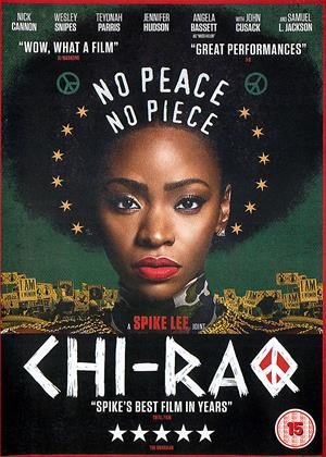 Rent Chi-Raq Online DVD Rental