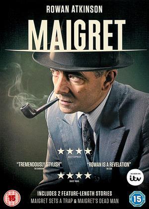 Rent Maigret (aka Maigret Sets a Trap / Maigret's Dead Man) Online DVD Rental