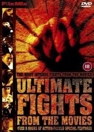 Rent Flix Mix: Ultimate Fights Online DVD Rental