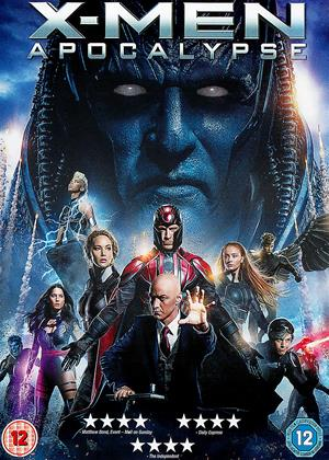 Rent X-Men: Apocalypse Online DVD Rental
